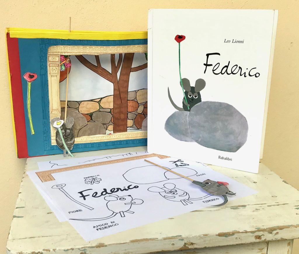 Federico, topino poeta